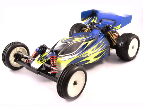 EP2(KK2-2W) for Kyosho ULTIMA-RB5 (F Type) with wing