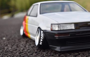 Toyota COROLLA LEVIN AE86 2Dr [PAB-168]