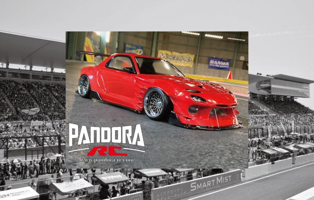 MAZDA RX-7 FD3S / BN Sports