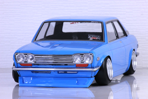 Datsun 510 Bluebird Pab 2175 │pandora Rc Rc Drift Body