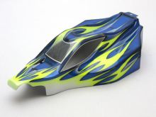 EP2(AA2-2W) for Asoshi RC-10 B4 (F Type) with wing
