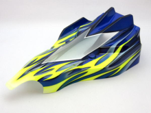 EP2(TT2-1W) for TAMIYA TRF201 with wing