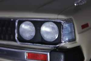 3D Graphic Decal headlight