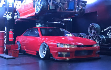 NISSAN SILVIA S14 late model / ORIGIN Labo
