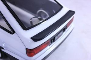 Toyota AE86 COROLLA LEVIN 3DR
