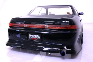 3D Graphic Decal tail light